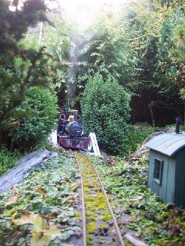 gardenrailwayrealism / The Isle of Westland Railway